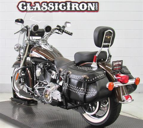 2013 Harley-Davidson Heritage Softail® Classic 110th Anniversary Edition in Fredericksburg, Virginia - Photo 6