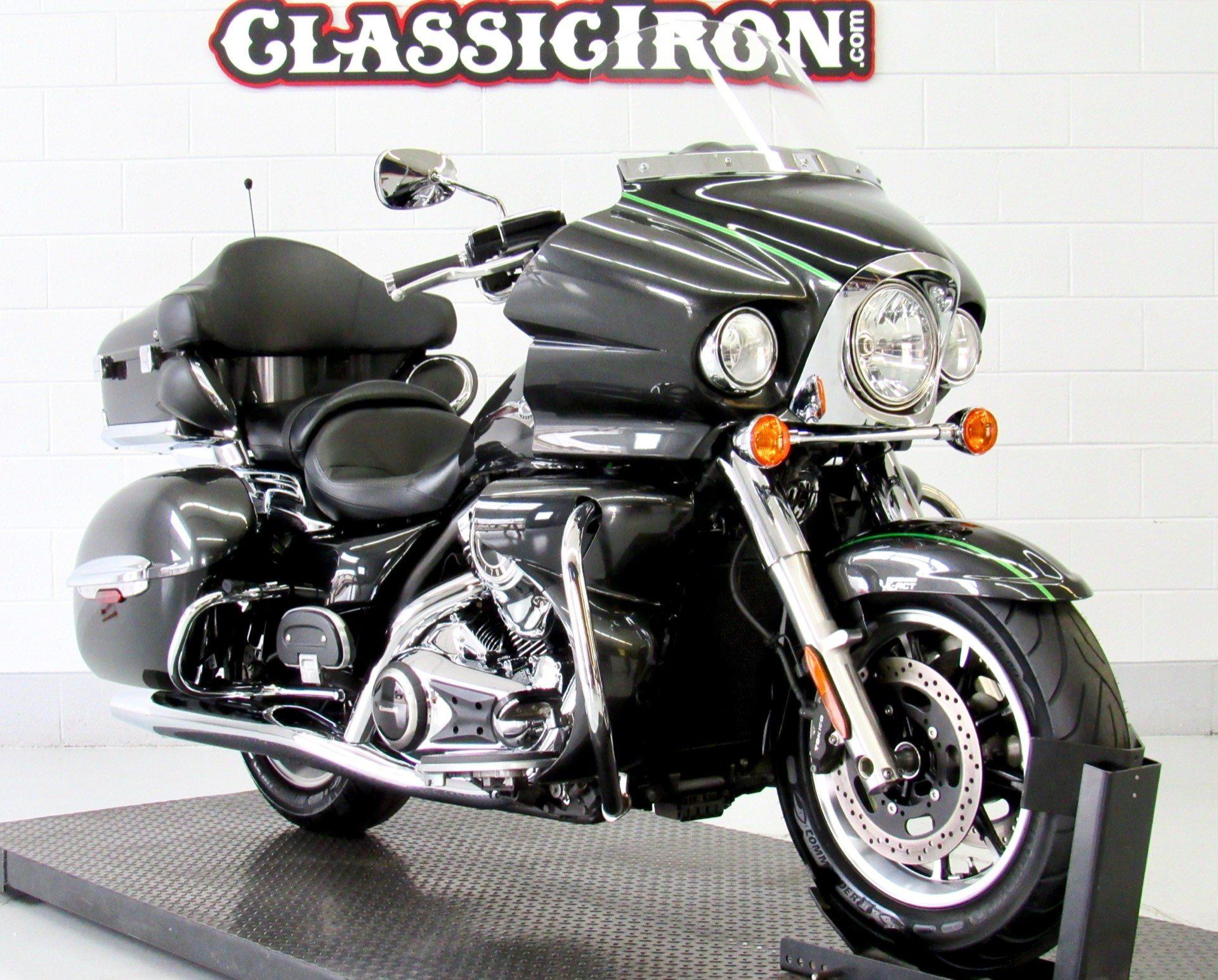 2015 Kawasaki Vulcan® 1700 Voyager® ABS in Fredericksburg, Virginia - Photo 2