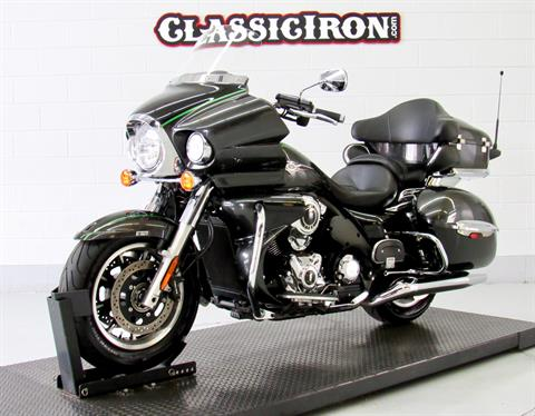 2015 Kawasaki Vulcan® 1700 Voyager® ABS in Fredericksburg, Virginia - Photo 3