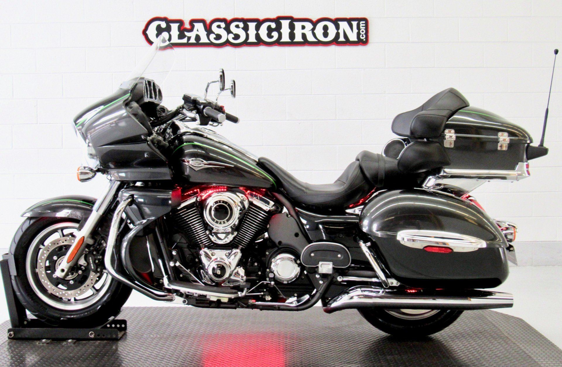 2015 Kawasaki Vulcan® 1700 Voyager® ABS in Fredericksburg, Virginia - Photo 5