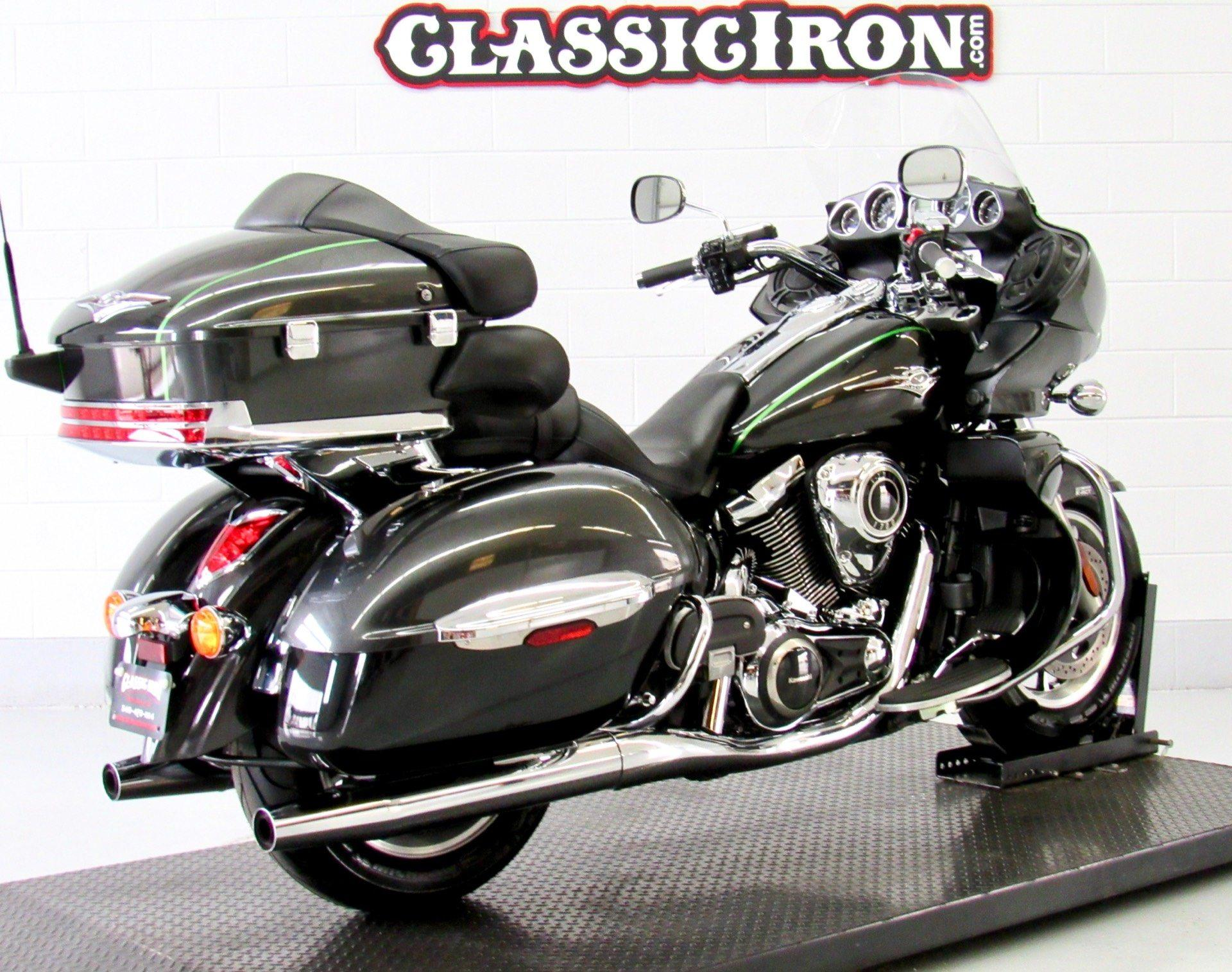 2015 Kawasaki Vulcan® 1700 Voyager® ABS in Fredericksburg, Virginia - Photo 6