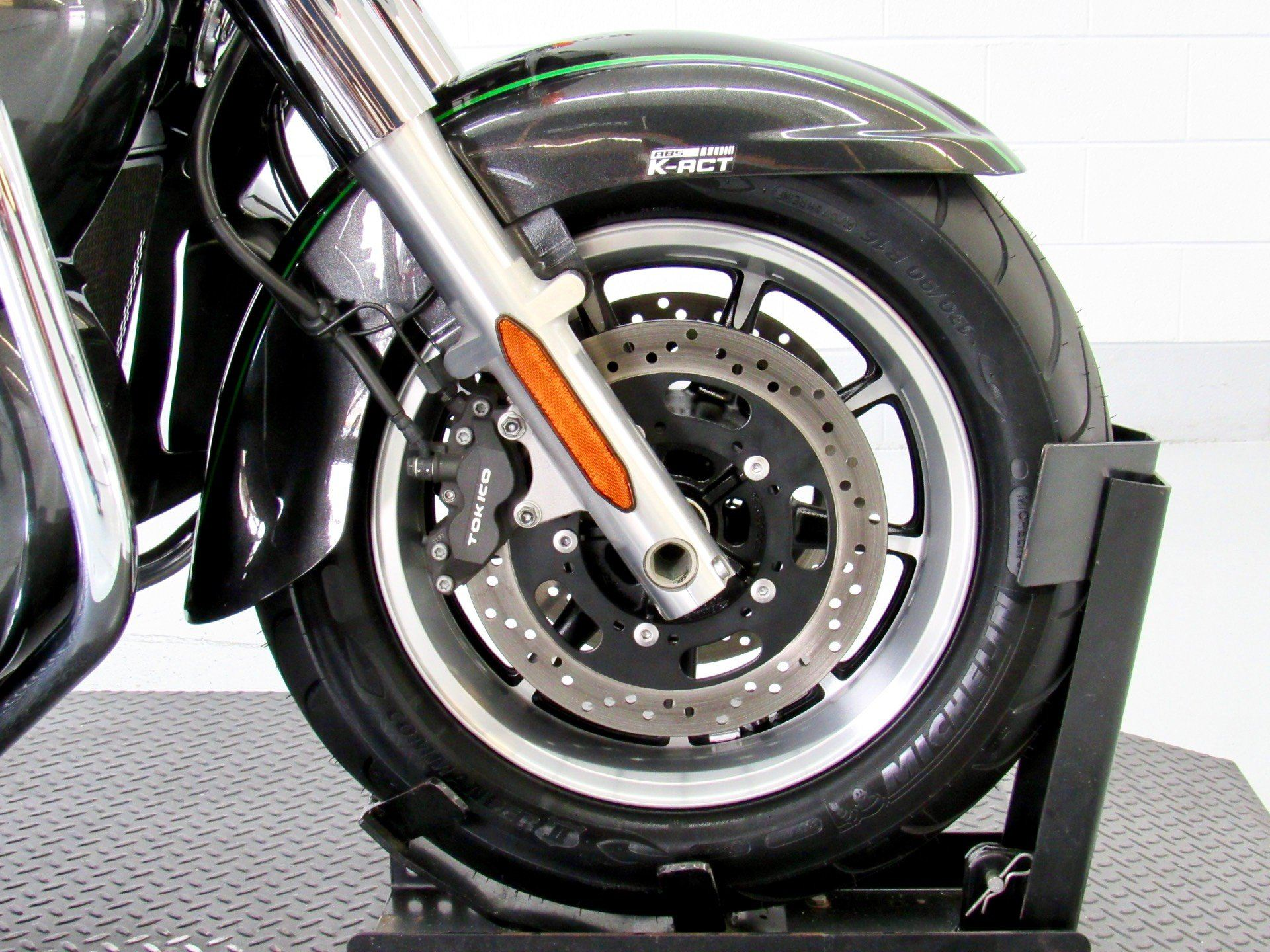 2015 Kawasaki Vulcan® 1700 Voyager® ABS in Fredericksburg, Virginia - Photo 12