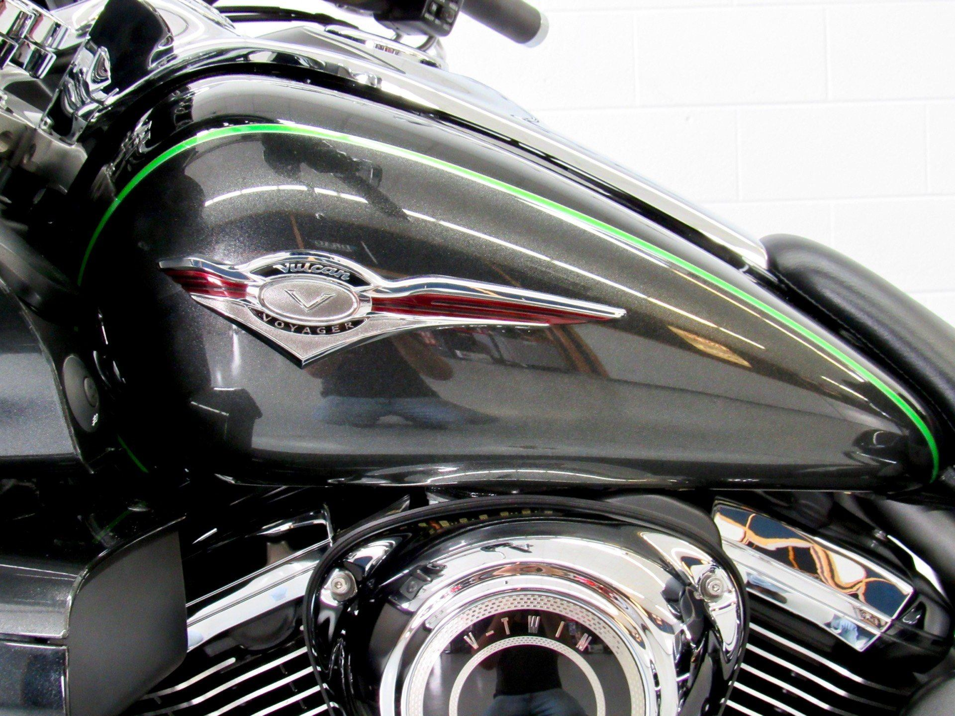 2015 Kawasaki Vulcan® 1700 Voyager® ABS in Fredericksburg, Virginia - Photo 20