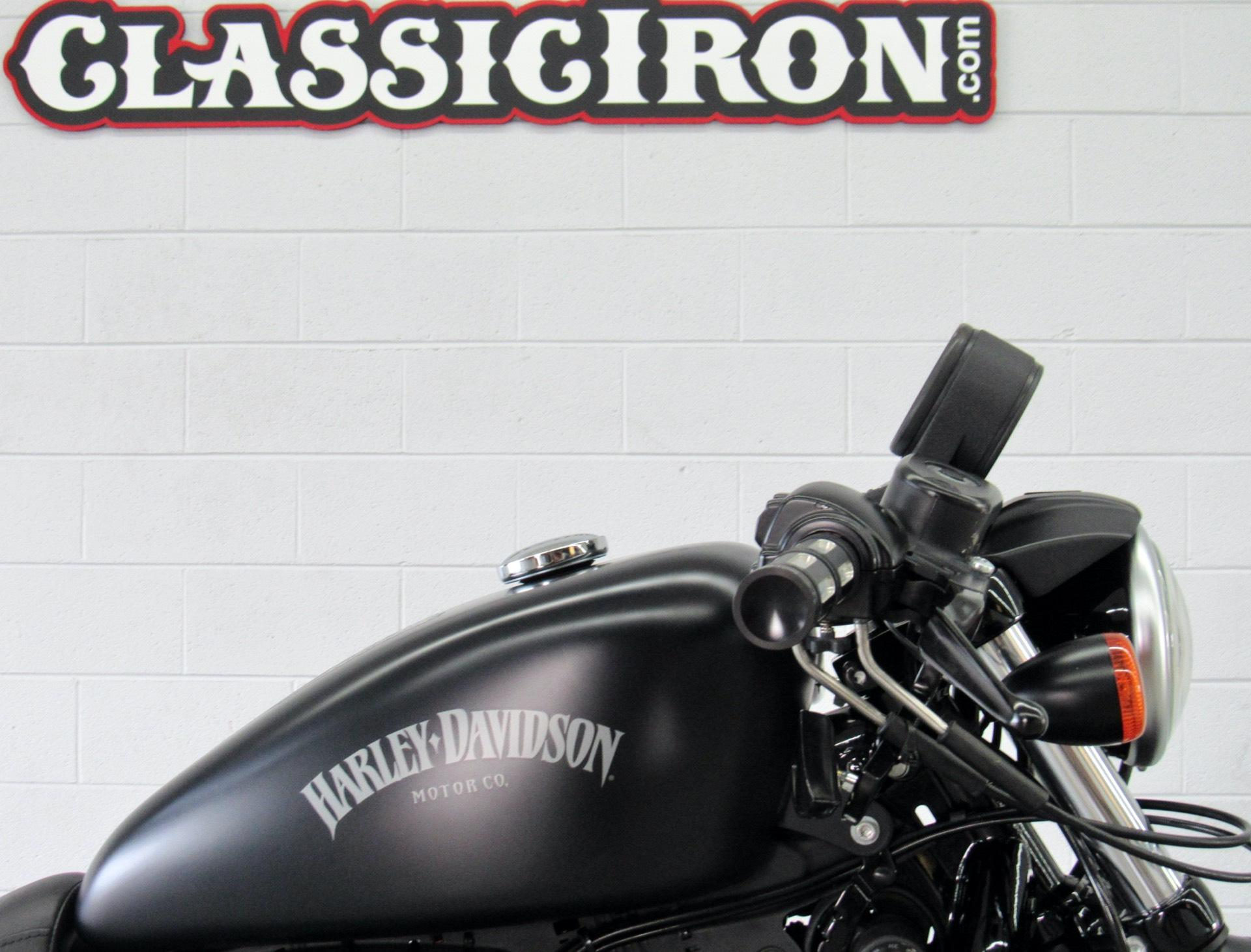 2015 Harley-Davidson Iron 883™ in Fredericksburg, Virginia - Photo 12