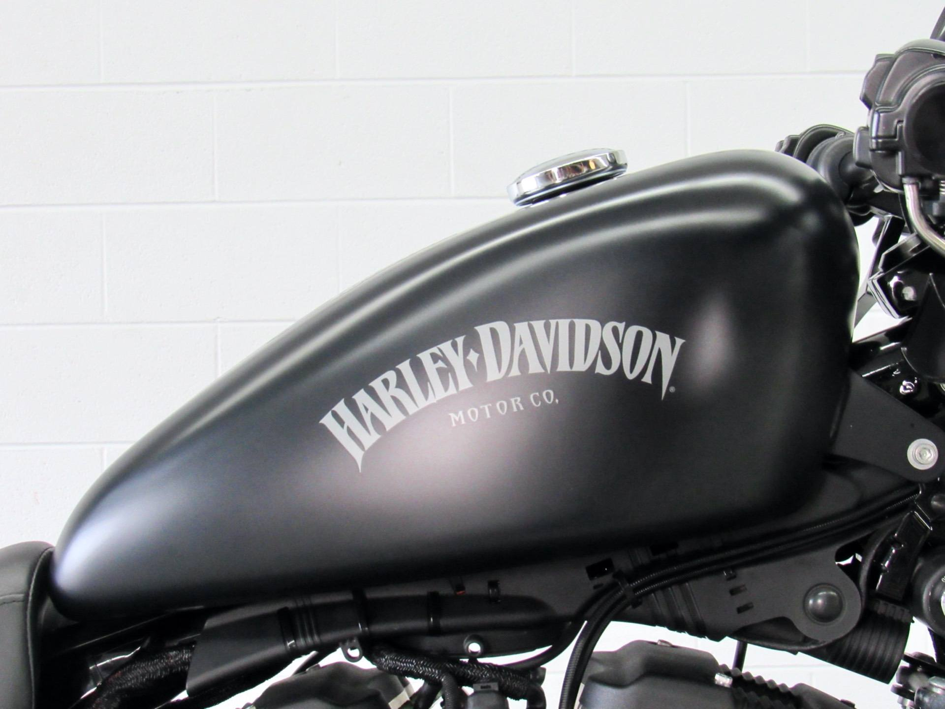 2015 Harley-Davidson Iron 883™ in Fredericksburg, Virginia - Photo 13