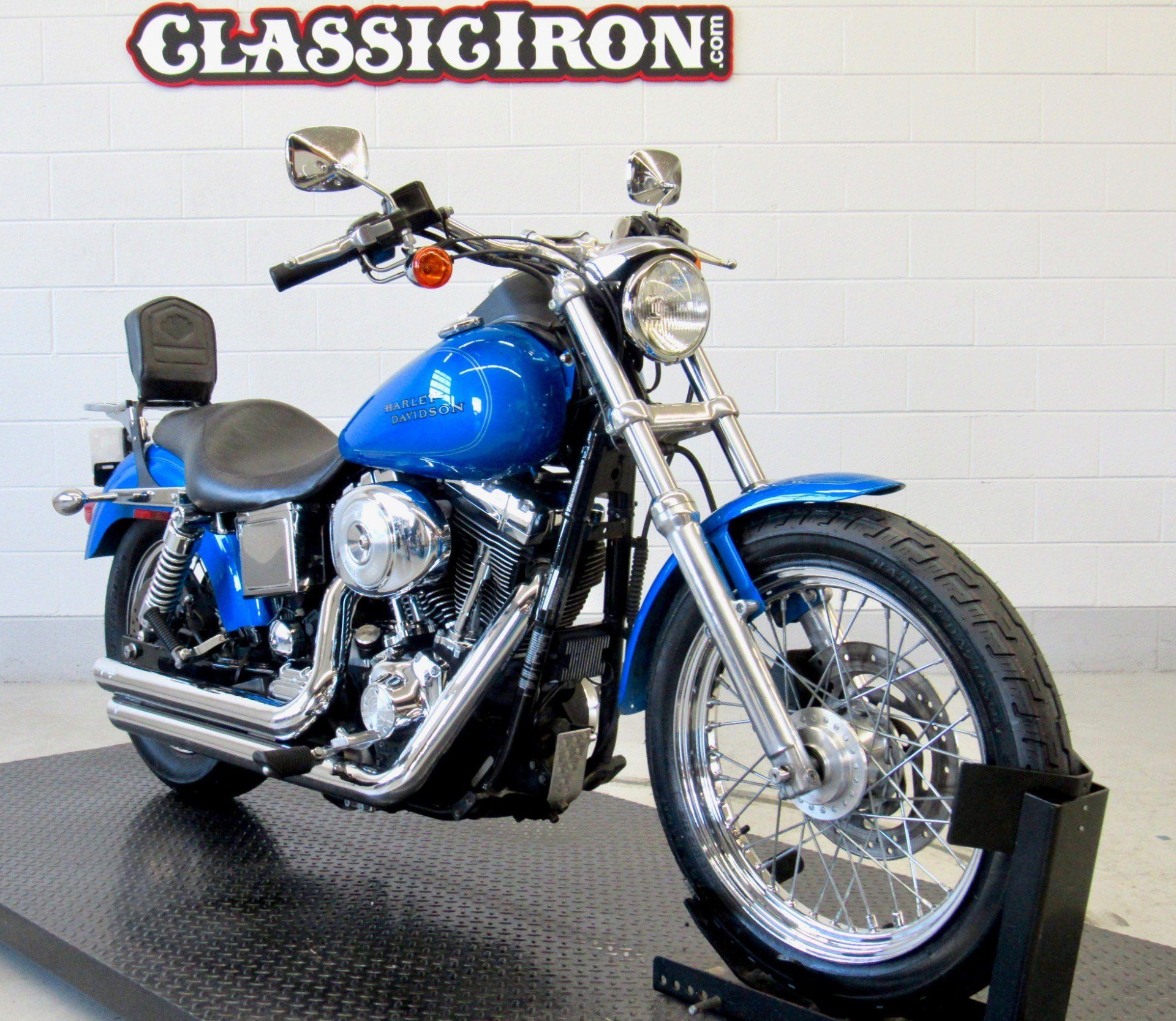 2002 Harley-Davidson FXDL  Dyna Low Rider® in Fredericksburg, Virginia - Photo 2