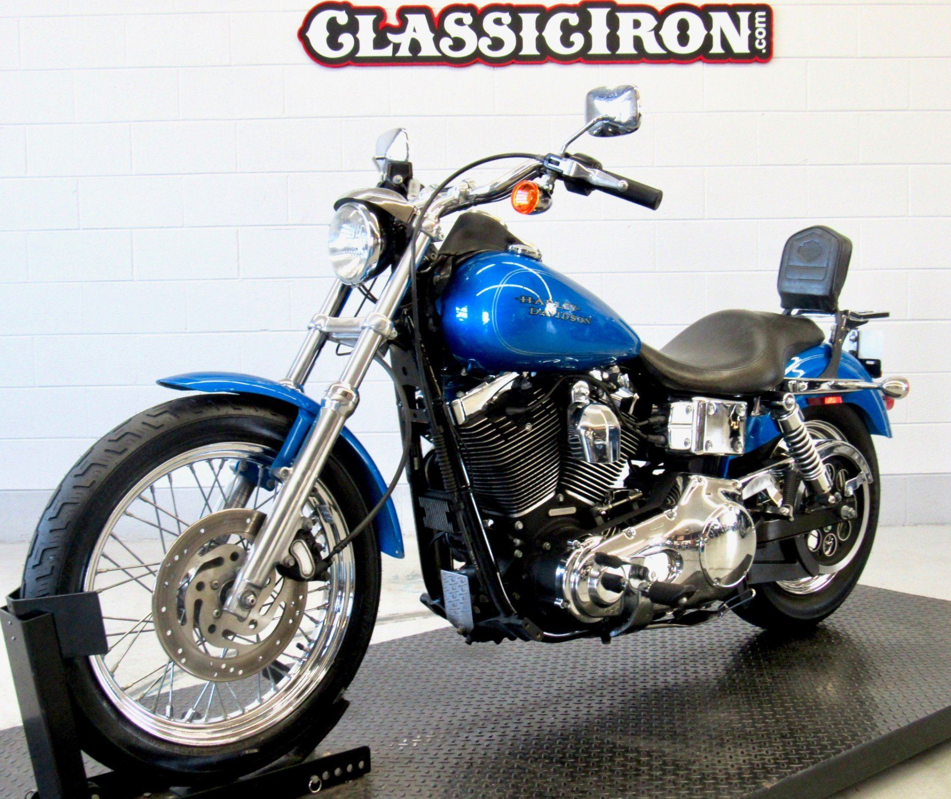 2002 Harley-Davidson FXDL  Dyna Low Rider® in Fredericksburg, Virginia - Photo 3