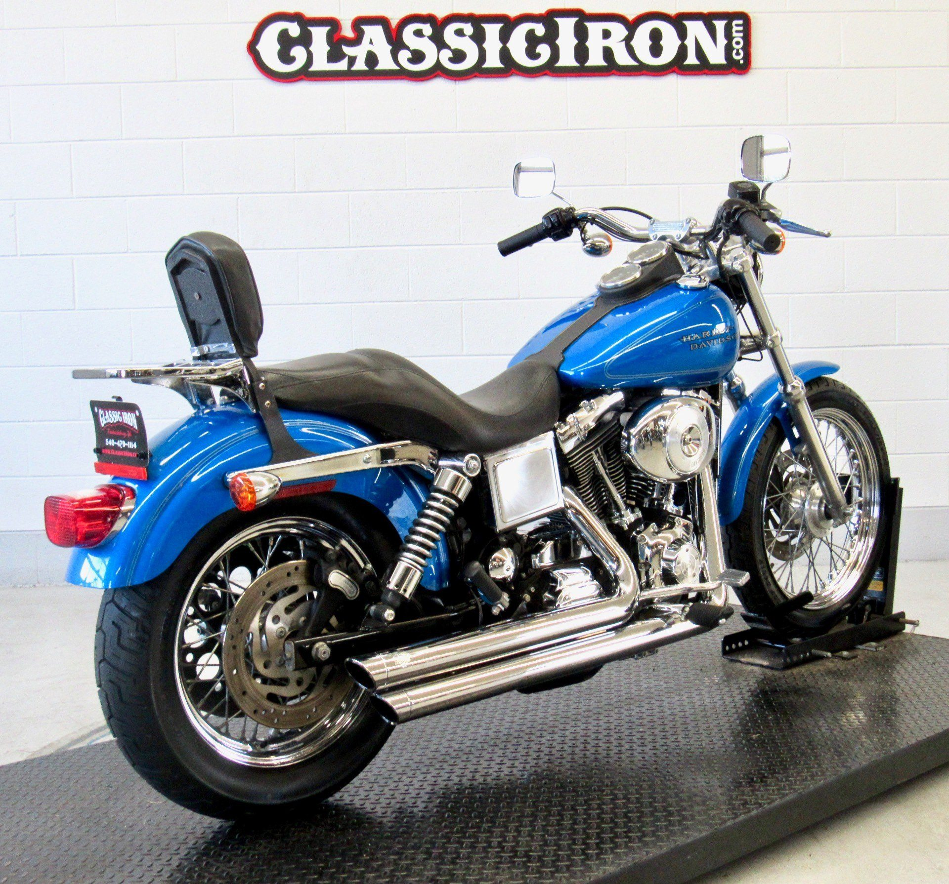 2002 Harley-Davidson FXDL  Dyna Low Rider® in Fredericksburg, Virginia - Photo 5