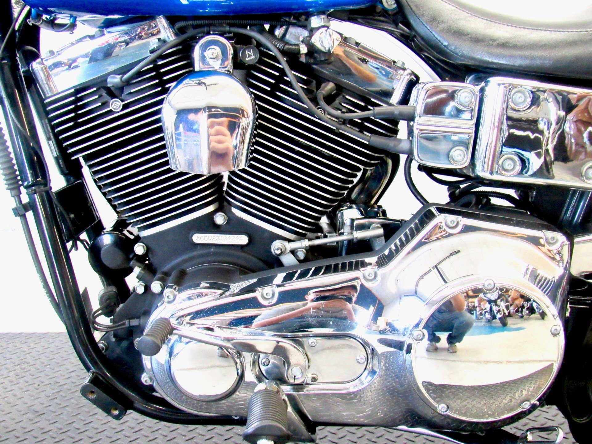 2002 Harley-Davidson FXDL  Dyna Low Rider® in Fredericksburg, Virginia - Photo 19