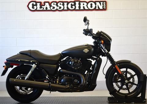 2016 Harley-Davidson Street® 500 in Fredericksburg, Virginia