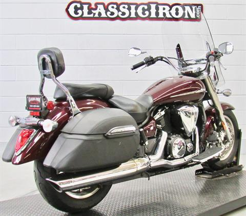 2008 Yamaha V Star® 1300 Tourer in Fredericksburg, Virginia