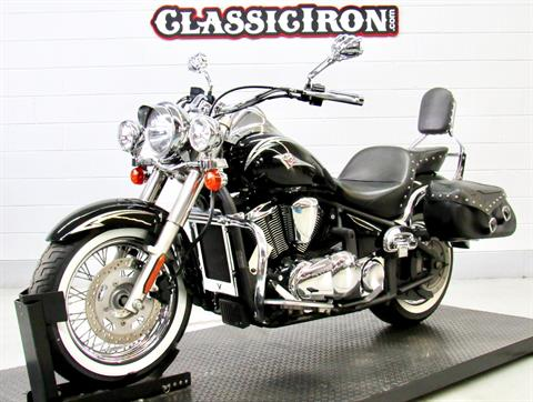 2011 Kawasaki Vulcan® 900 Classic SE in Fredericksburg, Virginia - Photo 3