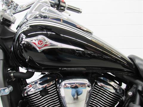 2011 Kawasaki Vulcan® 900 Classic SE in Fredericksburg, Virginia - Photo 18