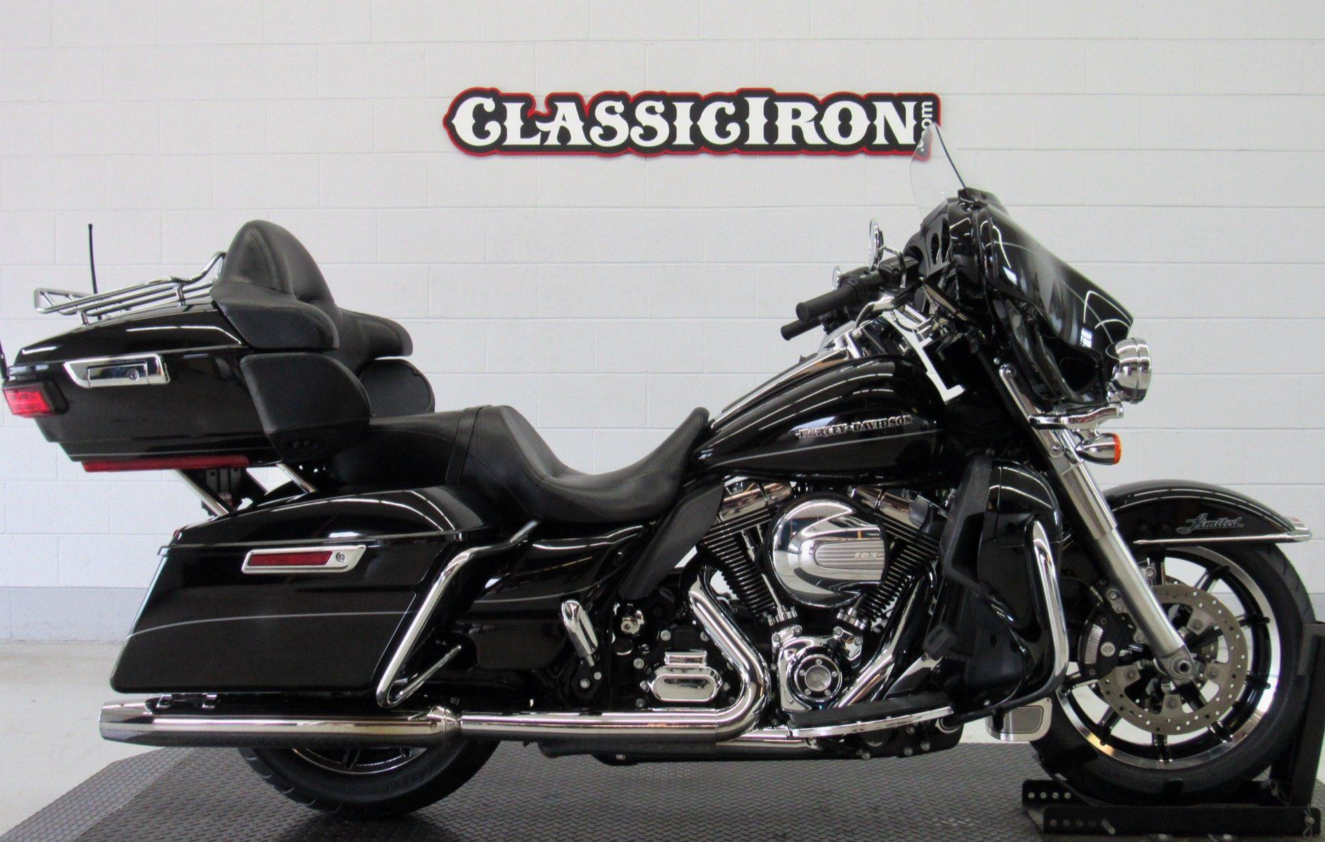 2015 Harley-Davidson Ultra Limited Low in Fredericksburg, Virginia - Photo 1