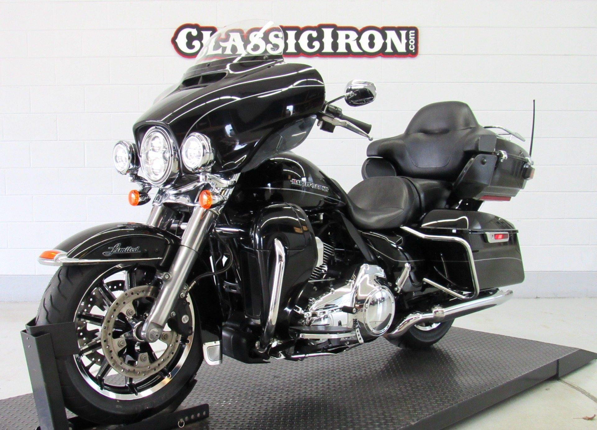 2015 Harley-Davidson Ultra Limited Low in Fredericksburg, Virginia - Photo 3