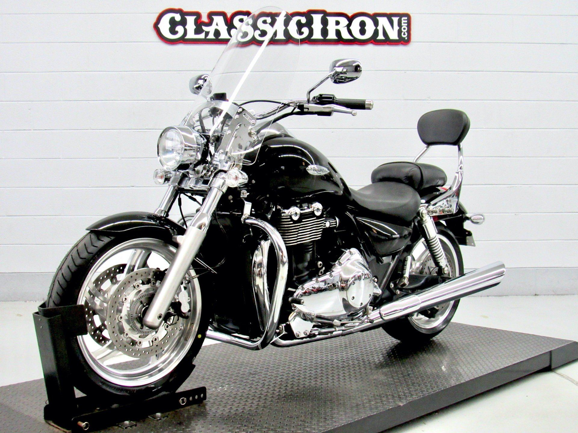 2012 Triumph Thunderbird ABS in Fredericksburg, Virginia - Photo 3