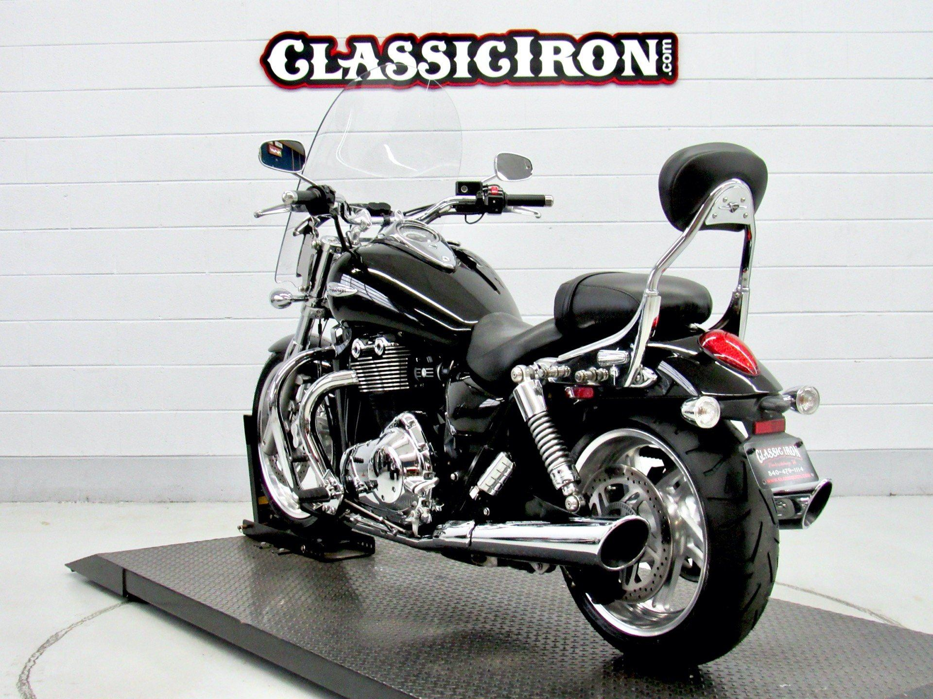 2012 Triumph Thunderbird ABS in Fredericksburg, Virginia - Photo 6