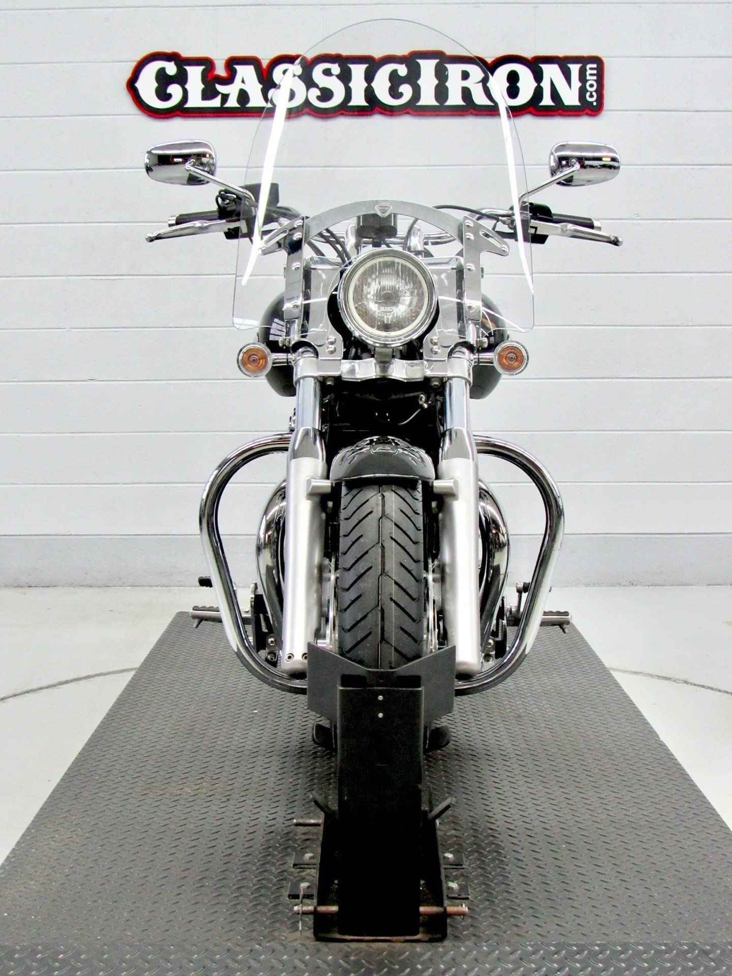 2012 Triumph Thunderbird ABS in Fredericksburg, Virginia - Photo 7