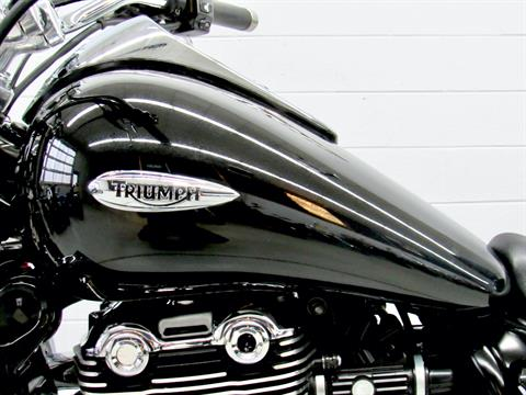2012 Triumph Thunderbird ABS in Fredericksburg, Virginia - Photo 18
