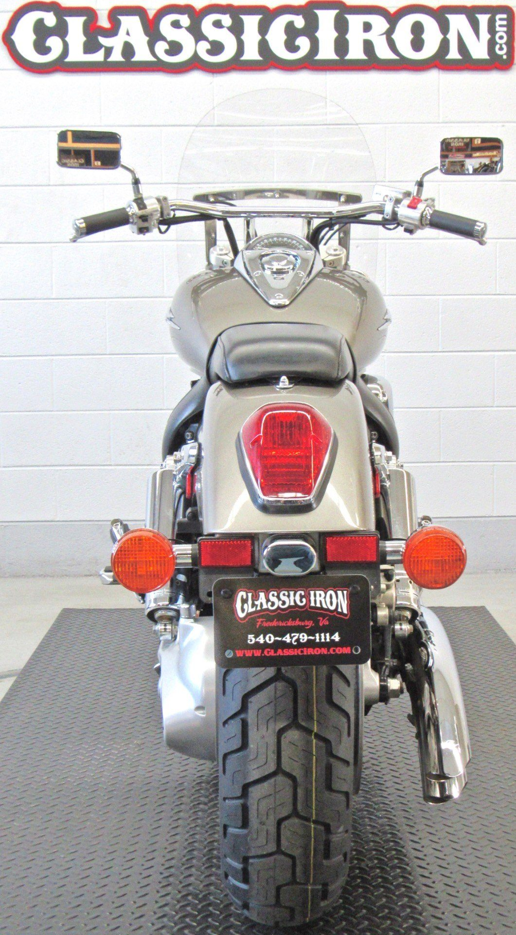 2009 Honda VTX®1300C in Fredericksburg, Virginia - Photo 11