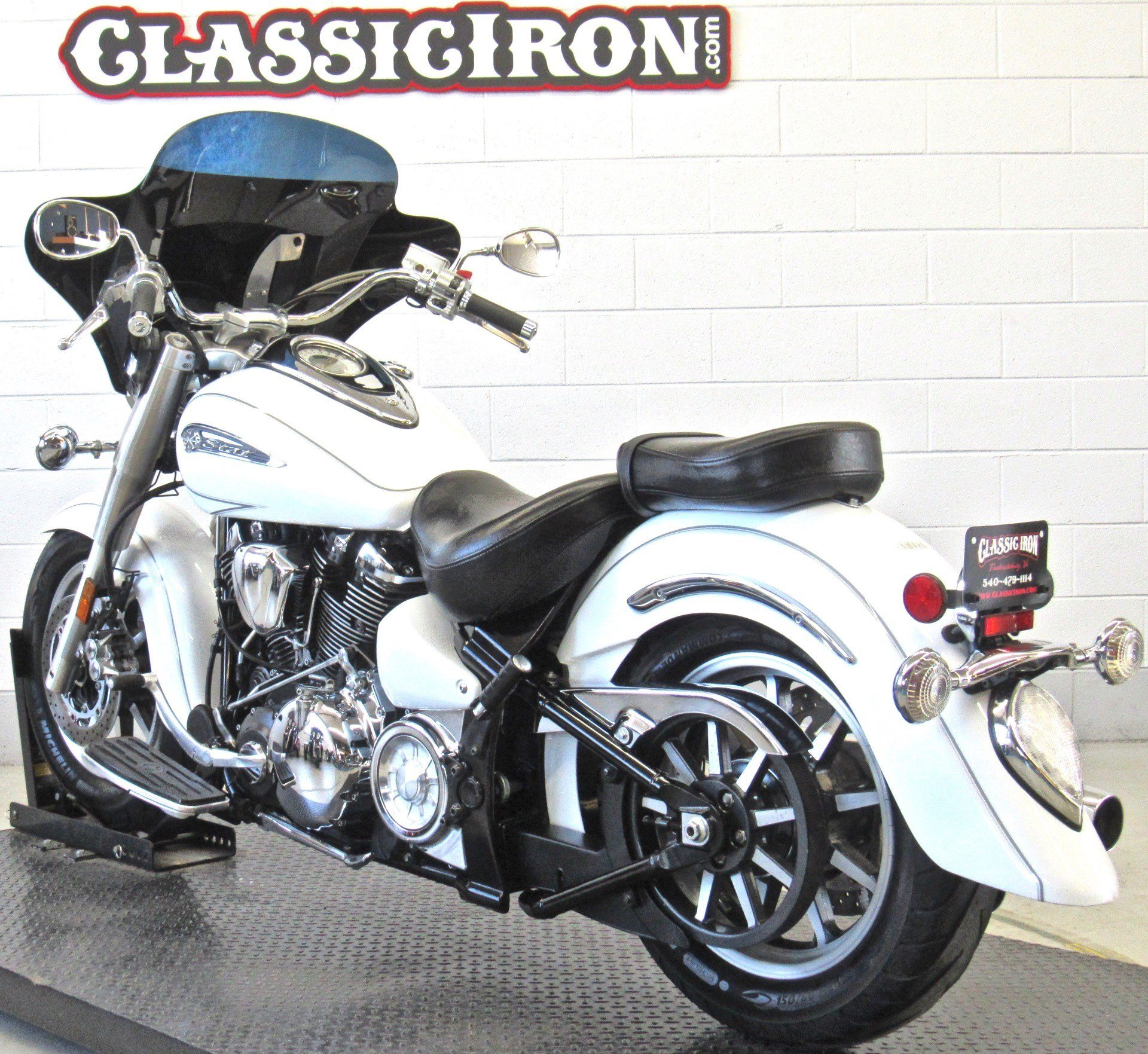 2008 Yamaha Road Star in Fredericksburg, Virginia - Photo 6