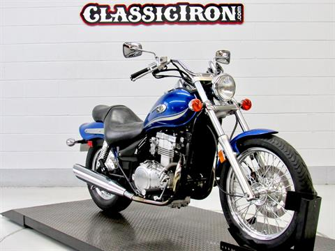 2005 Kawasaki Vulcan™ 500 LTD in Fredericksburg, Virginia - Photo 2