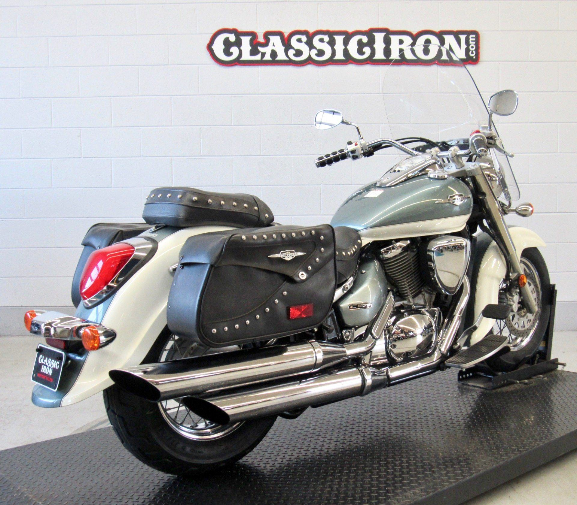 2011 Suzuki Boulevard C50T in Fredericksburg, Virginia - Photo 5