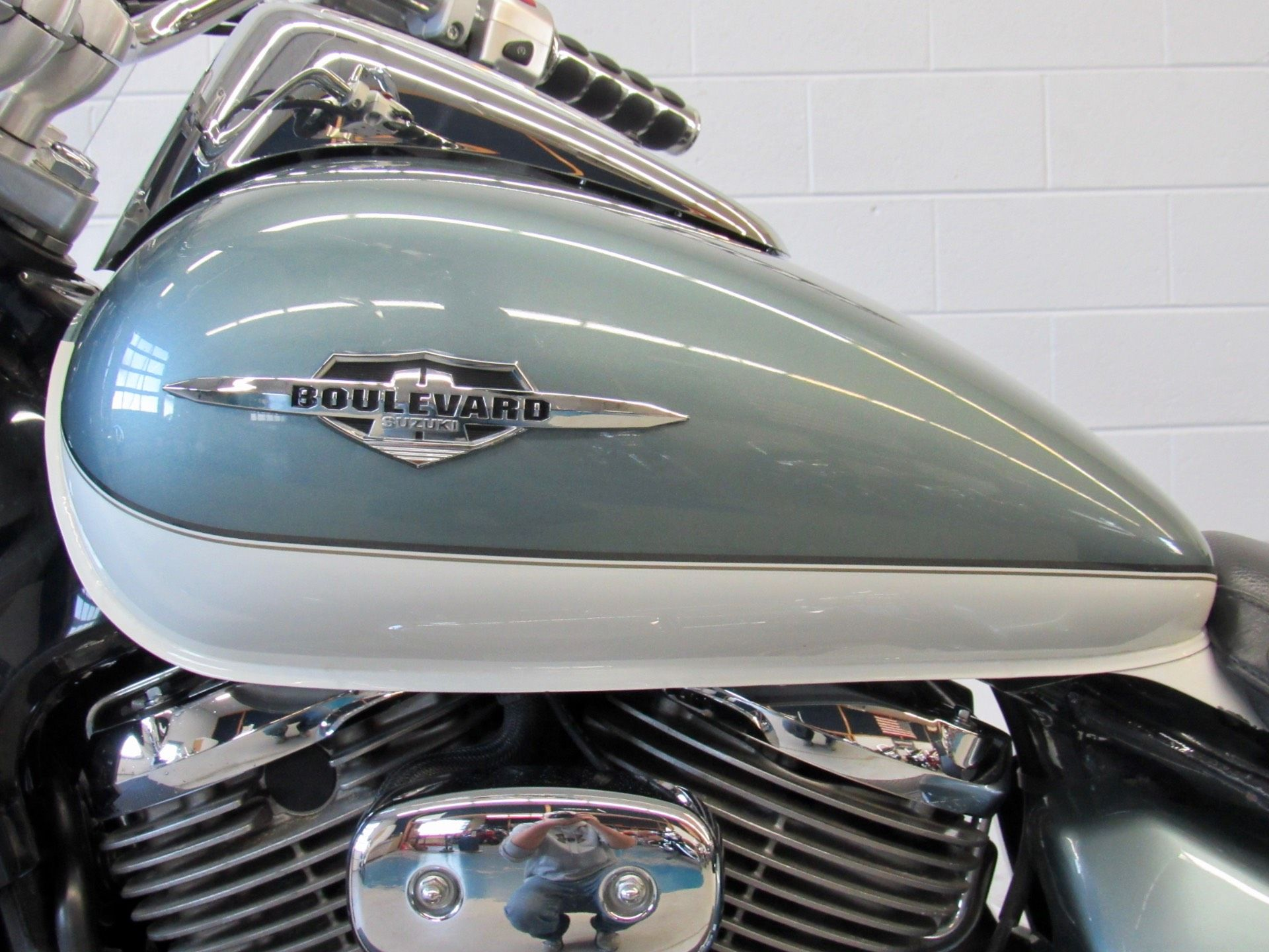 2011 Suzuki Boulevard C50T in Fredericksburg, Virginia - Photo 18