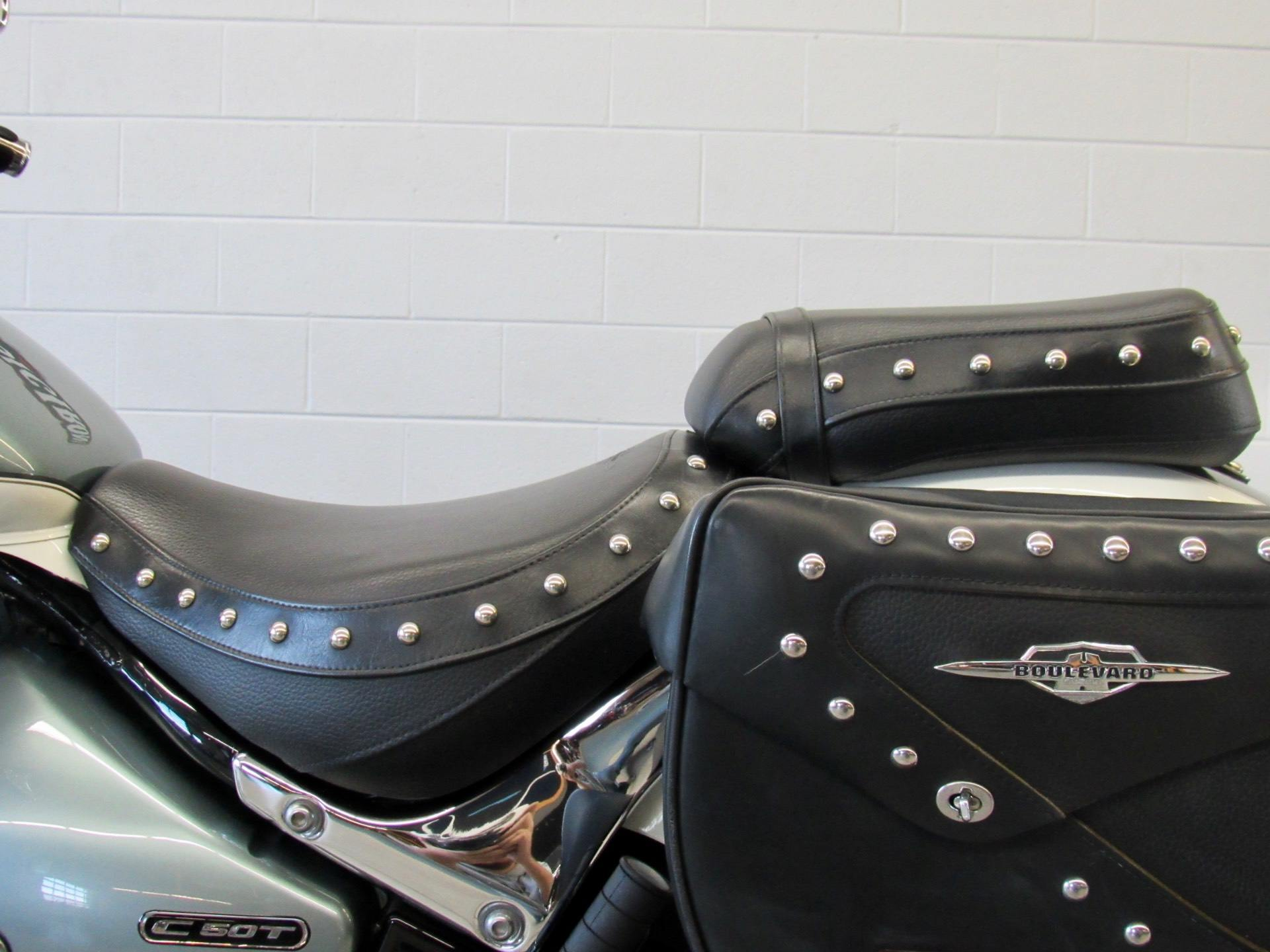 2011 Suzuki Boulevard C50T in Fredericksburg, Virginia - Photo 20
