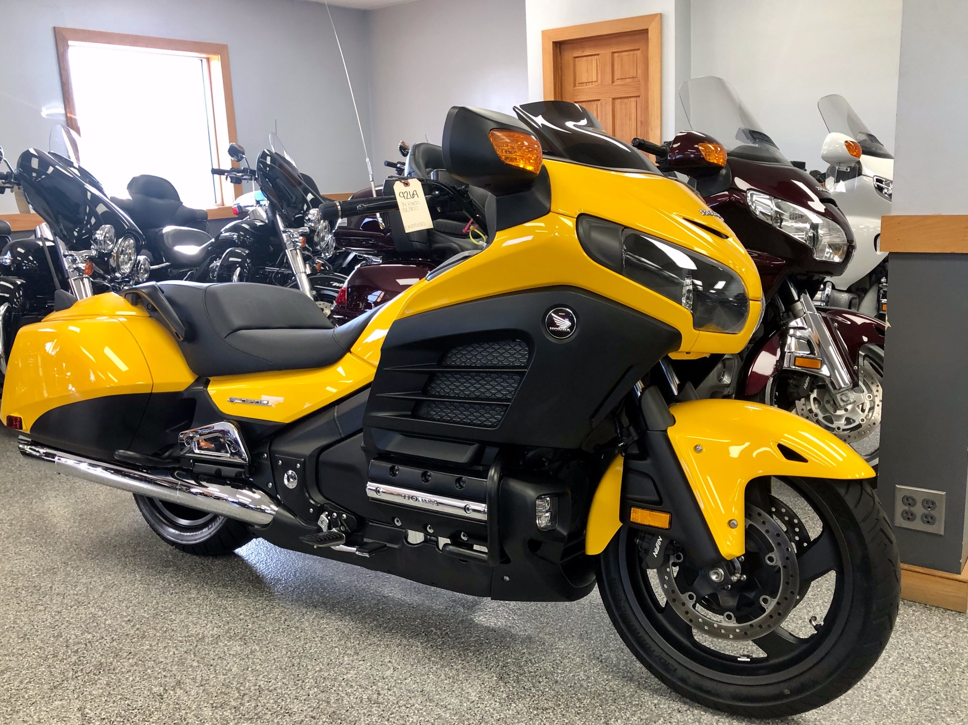 2014 Honda Gold Wing F6B® in Fredericksburg, Virginia