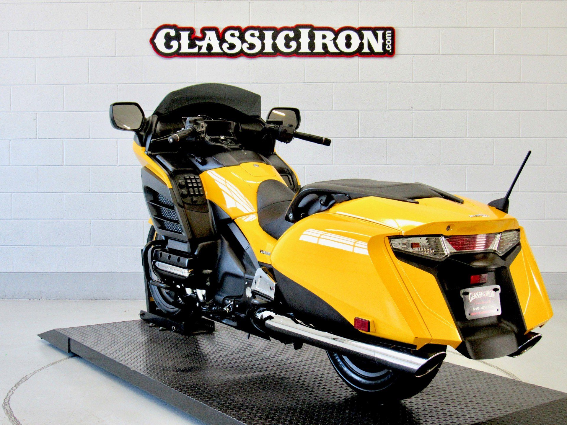 2014 Honda Gold Wing F6B® in Fredericksburg, Virginia - Photo 6