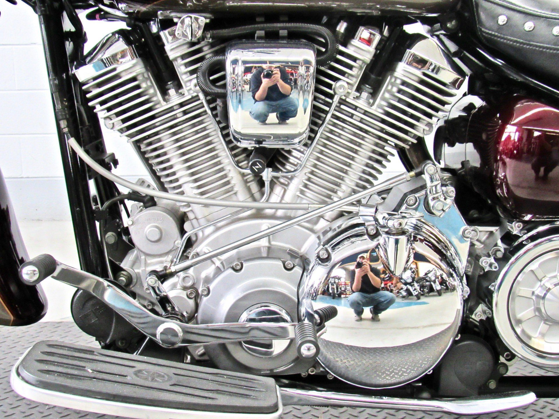 2001 Yamaha Road Star Silverado in Fredericksburg, Virginia