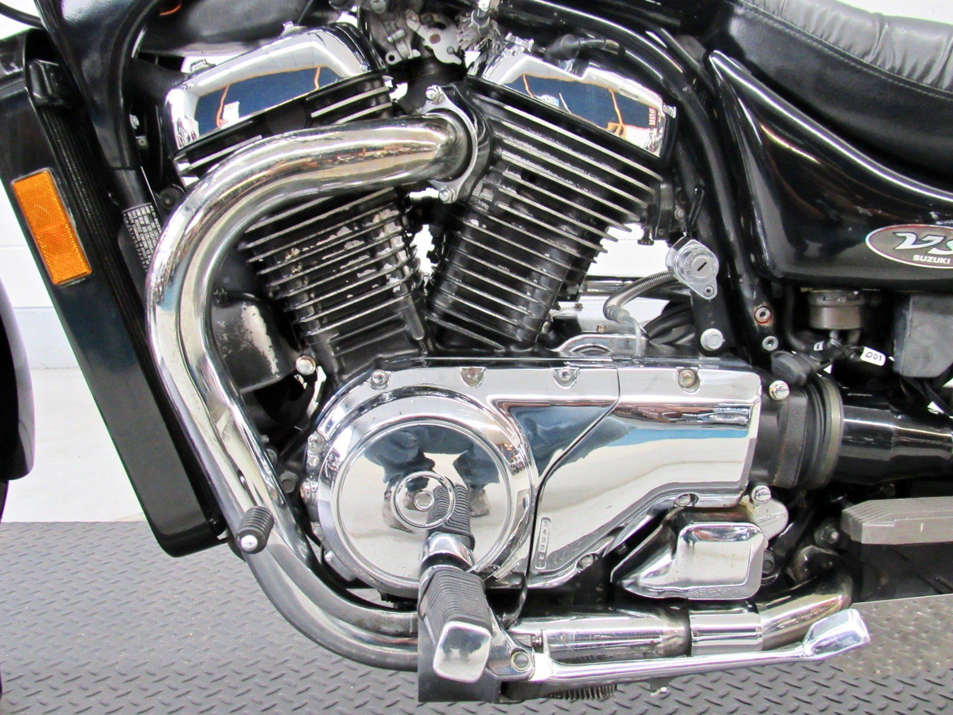 2003 Suzuki Intruder® 800 in Fredericksburg, Virginia - Photo 19