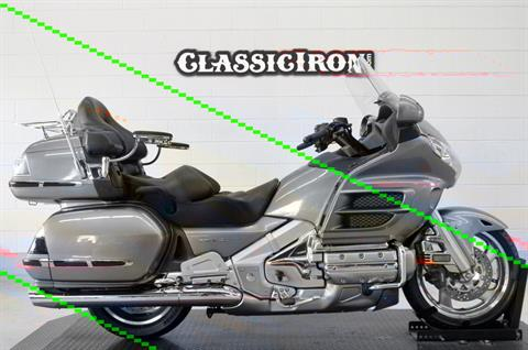 2008 Honda Gold Wing® Airbag in Fredericksburg, Virginia - Photo 2