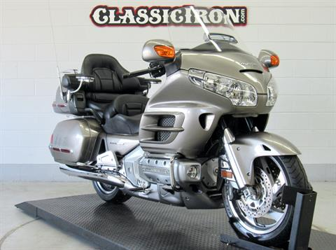 2008 Honda Gold Wing® Airbag in Fredericksburg, Virginia - Photo 1