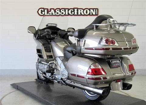 2008 Honda Gold Wing® Airbag in Fredericksburg, Virginia - Photo 5