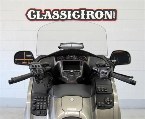 2008 Honda Gold Wing® Airbag in Fredericksburg, Virginia - Photo 10