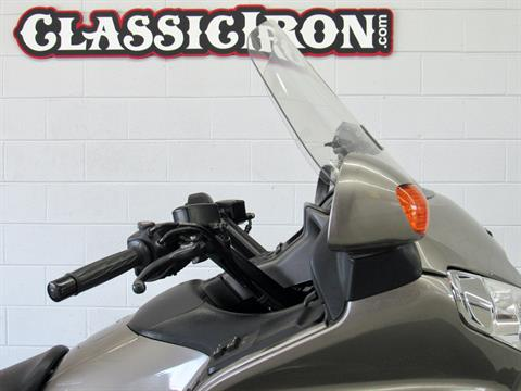2008 Honda Gold Wing® Airbag in Fredericksburg, Virginia - Photo 12