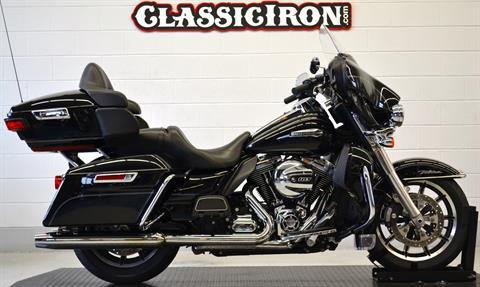 2016 Harley-Davidson Electra Glide® Ultra Classic® in Fredericksburg, Virginia