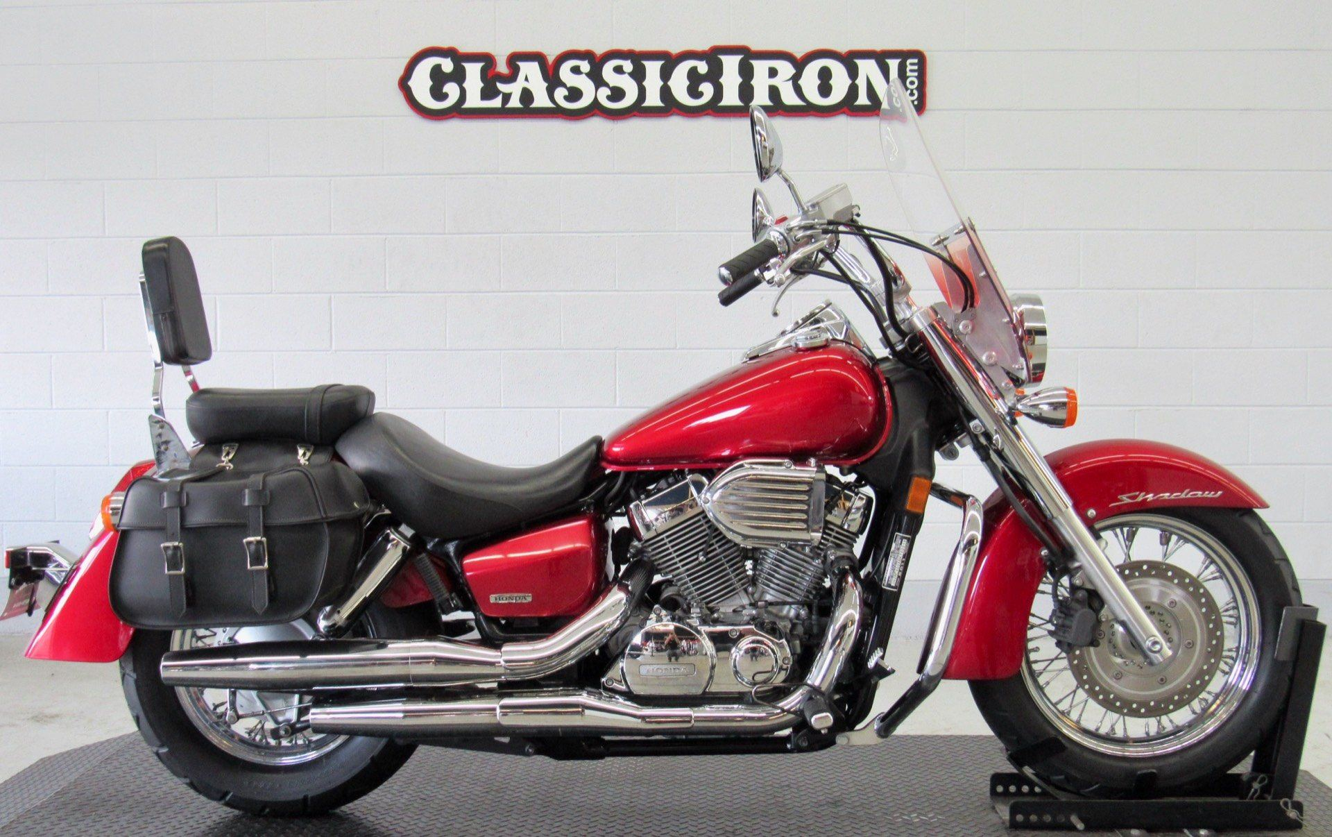 2011 Honda Shadow Aero® in Fredericksburg, Virginia - Photo 1