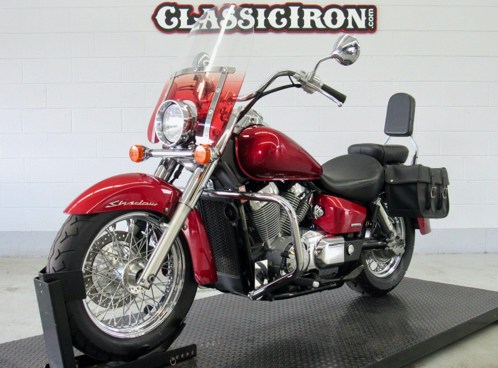 2011 Honda Shadow Aero® in Fredericksburg, Virginia - Photo 3