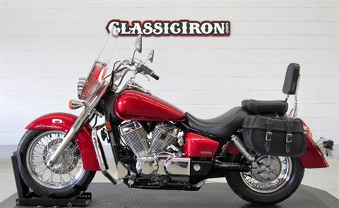 2011 Honda Shadow Aero® in Fredericksburg, Virginia - Photo 4