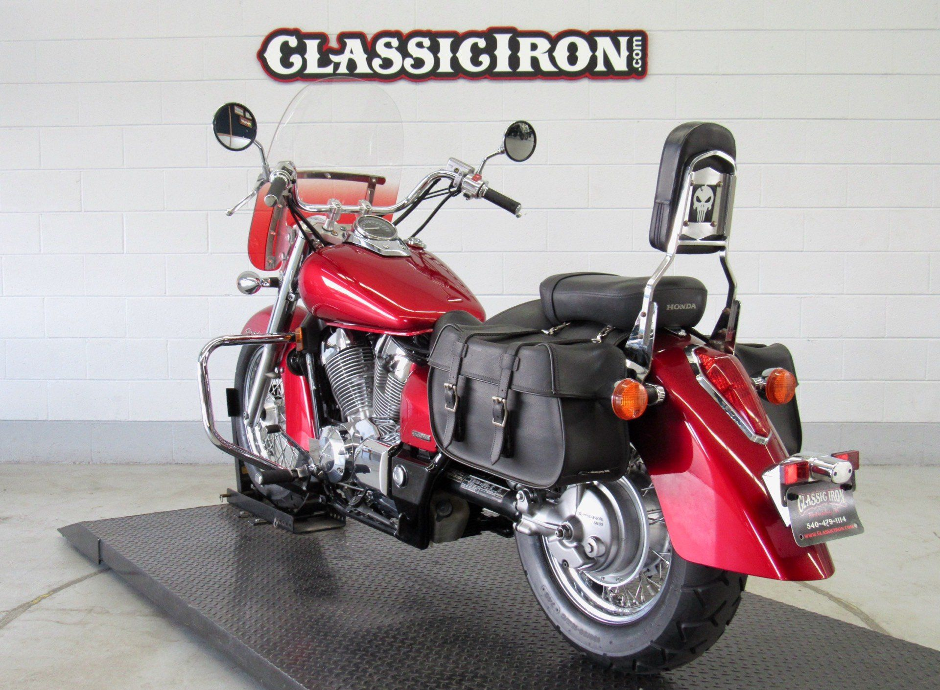 2011 Honda Shadow Aero® in Fredericksburg, Virginia - Photo 5