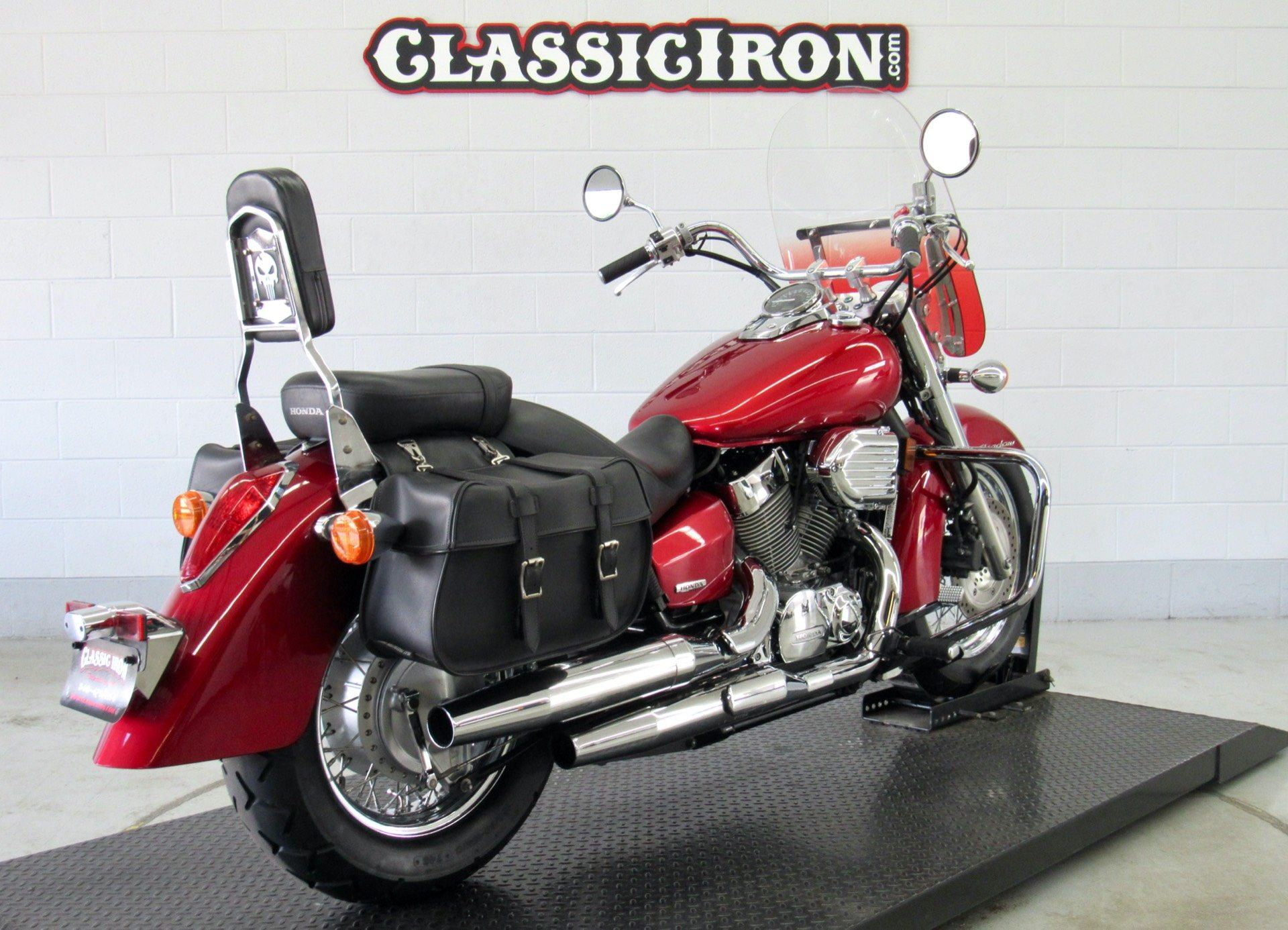 2011 Honda Shadow Aero® in Fredericksburg, Virginia - Photo 6