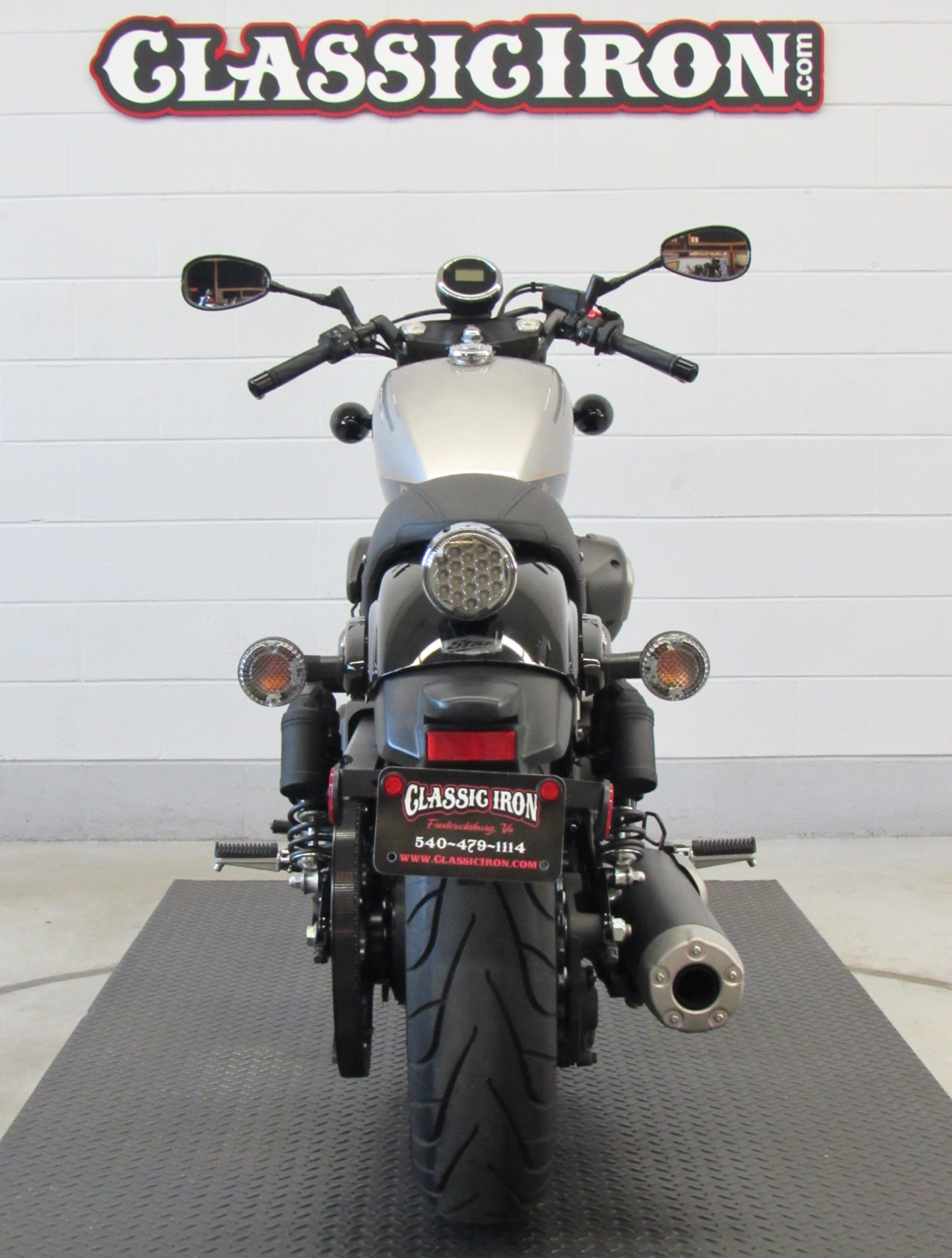 2015 Yamaha Bolt C-Spec in Fredericksburg, Virginia - Photo 9