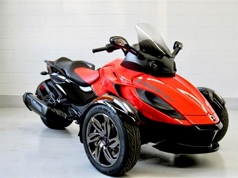 2016 Can-Am Spyder RS-S SE5 in Fredericksburg, Virginia - Photo 1