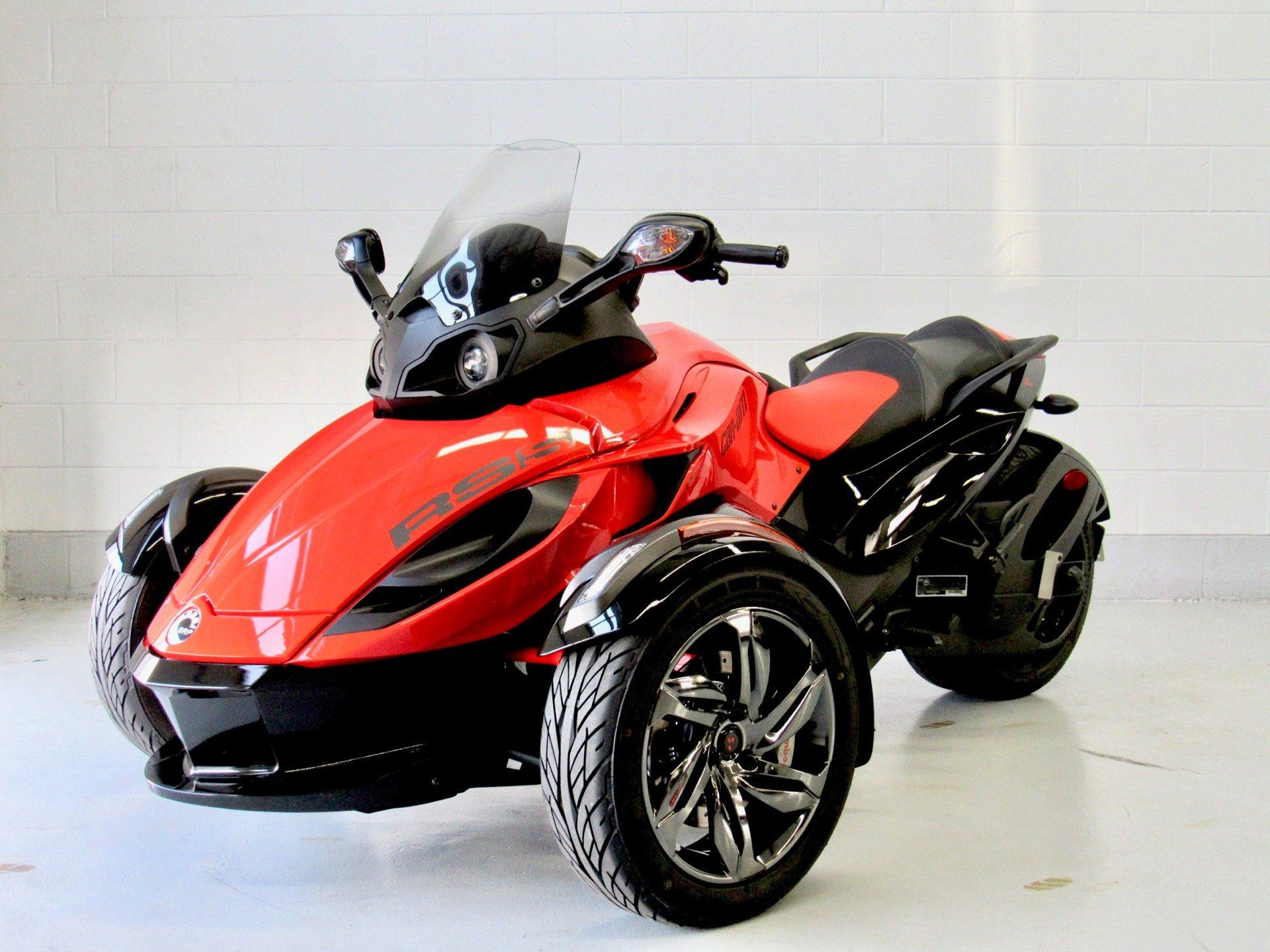 2016 Can-Am Spyder RS-S SE5 in Fredericksburg, Virginia - Photo 4