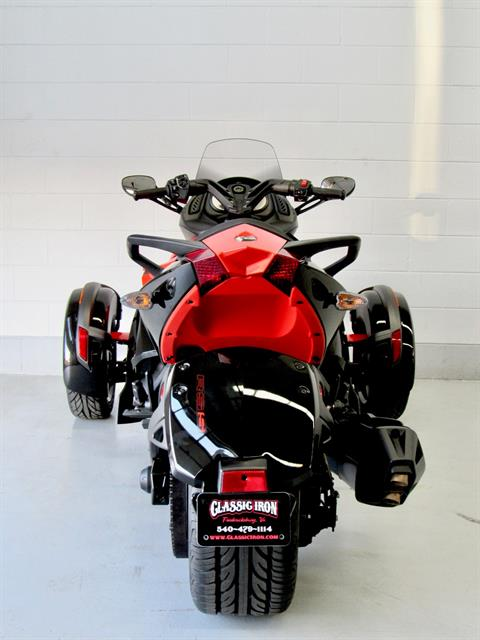 2016 Can-Am Spyder RS-S SE5 in Fredericksburg, Virginia - Photo 9