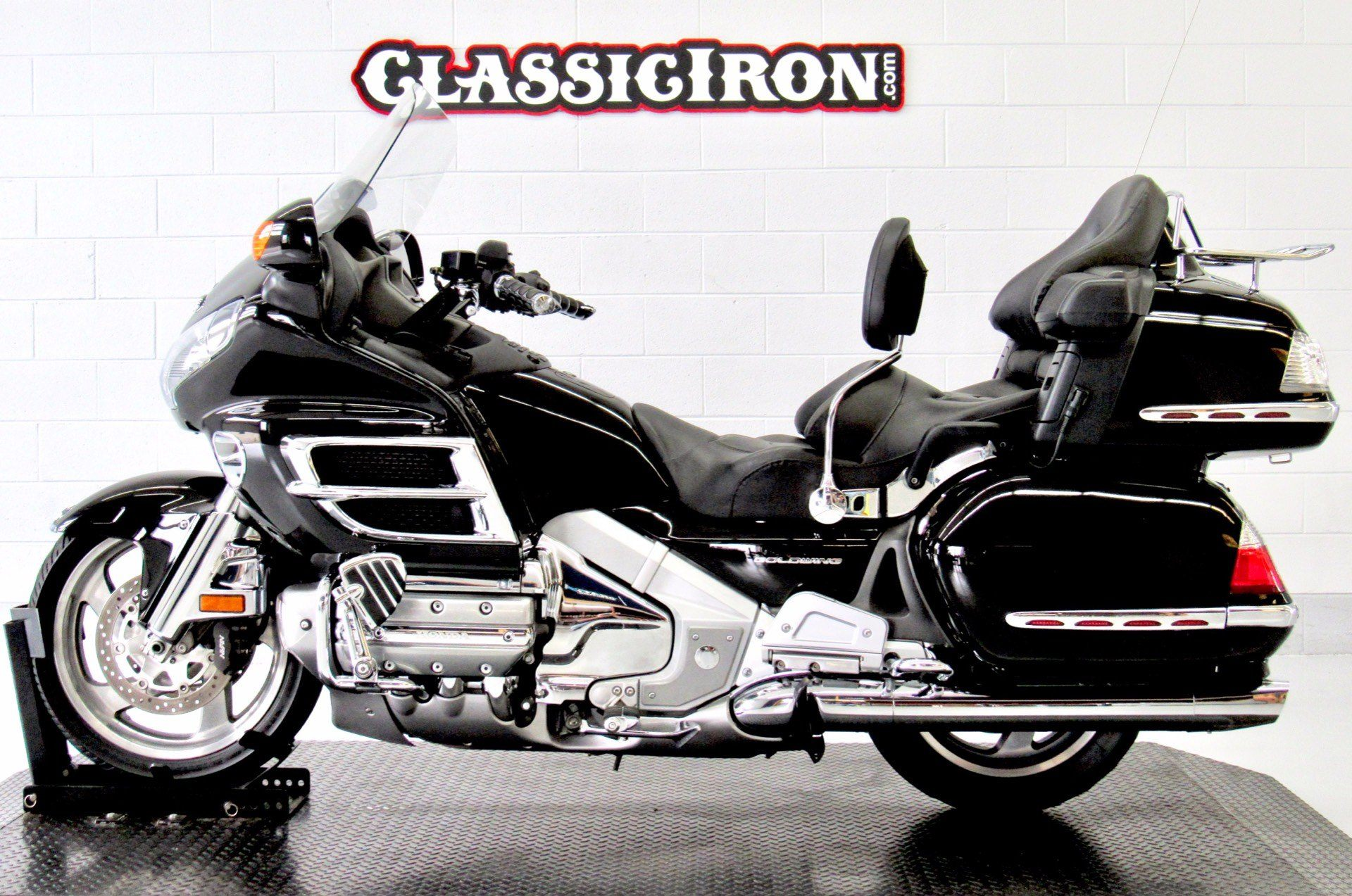 2006 Honda Gold Wing® Premium Audio in Fredericksburg, Virginia - Photo 4