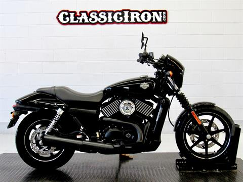 2015 Harley-Davidson Street™ 750 in Fredericksburg, Virginia - Photo 1